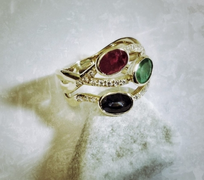 Anello Mille Luci
